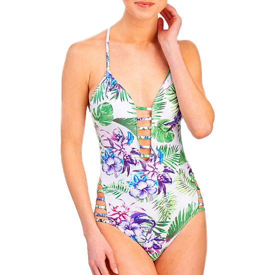 24324ba88f3 Cyn & Luca One Piece Swimsuit - JCPenney