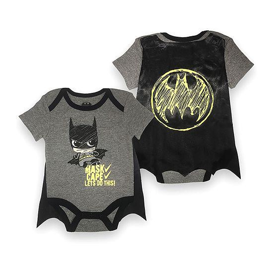 Batman Bodysuit Boys-Baby