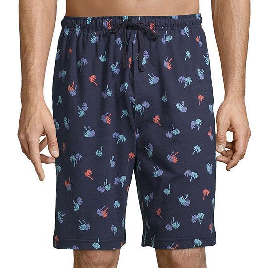 Stafford Jersey Pajama Shorts - Big and Tall