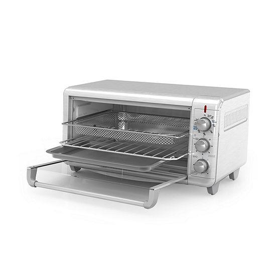 Black+Decker Extra Wide Crisp 'N Bake Air Fry Toaster Oven