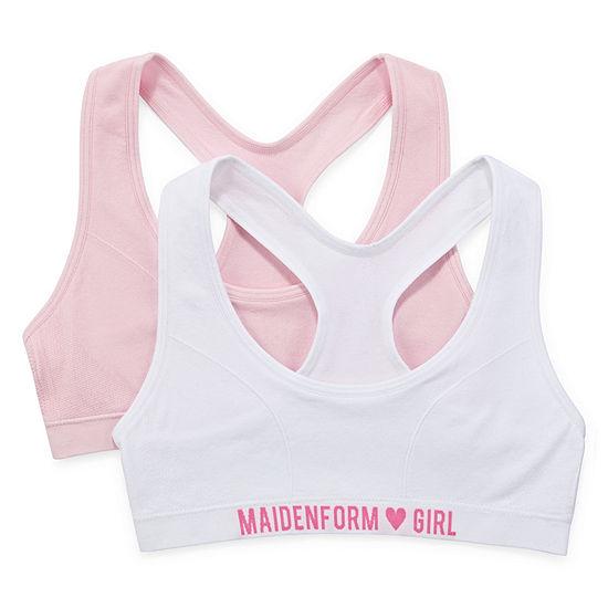 Maidenform Sports Bra Girls