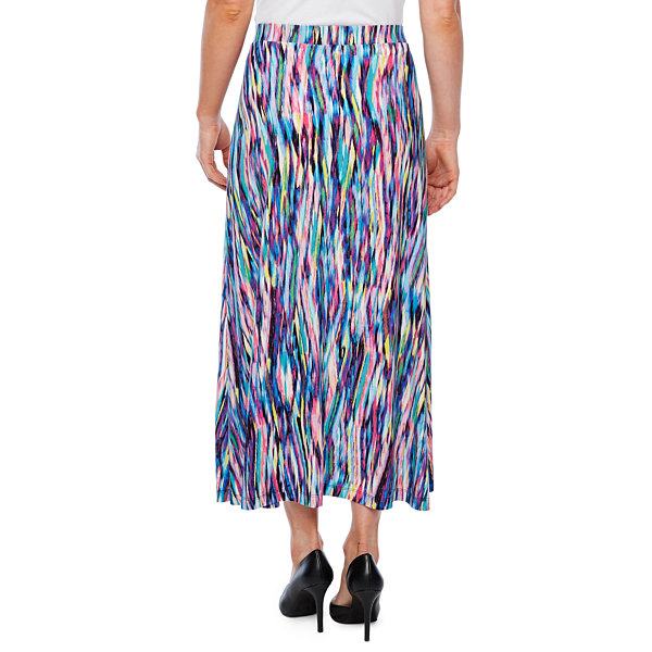 Black Label by Evan-Picone Long Skirt