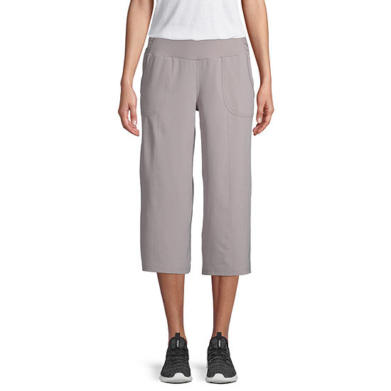 St. John's Bay Active Mid Rise Culotte