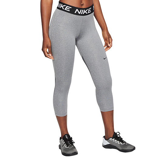 Nike Mid Rise Workout Capris