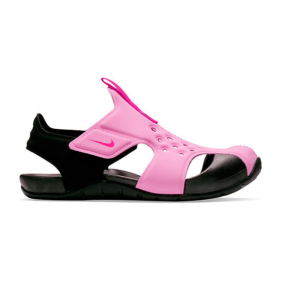 Nike Sunray Protect Little Kids Girls Water Shoes