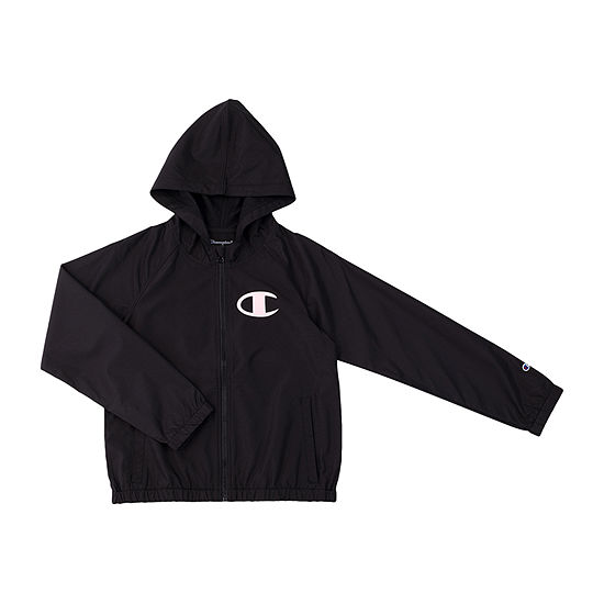 Champion Big Girls Lightweight Windbreaker