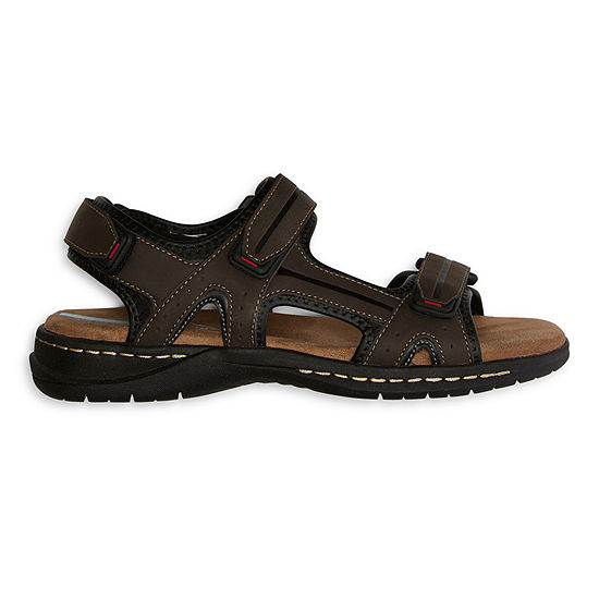 St. John's Bay Mens Badger Strap Sandals