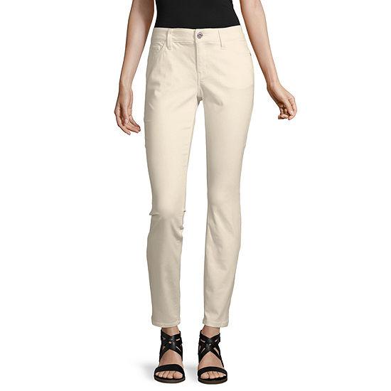 Liz Claiborne Flexi Fit Skinny Pant - Tall