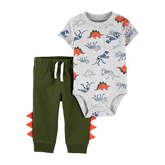 Carter's Baby Boys 2-pc. Bodysuit Set