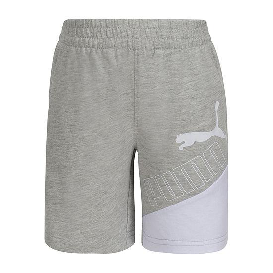 Puma Big Boys Basketball Short