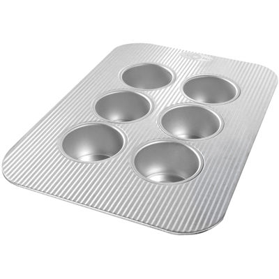 USA Pan™ 6-Cup Mini-Cheesecake Baking Pan