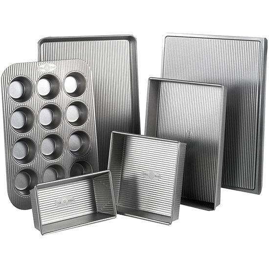 USA Pan™ 6-pc. Bakeware Set