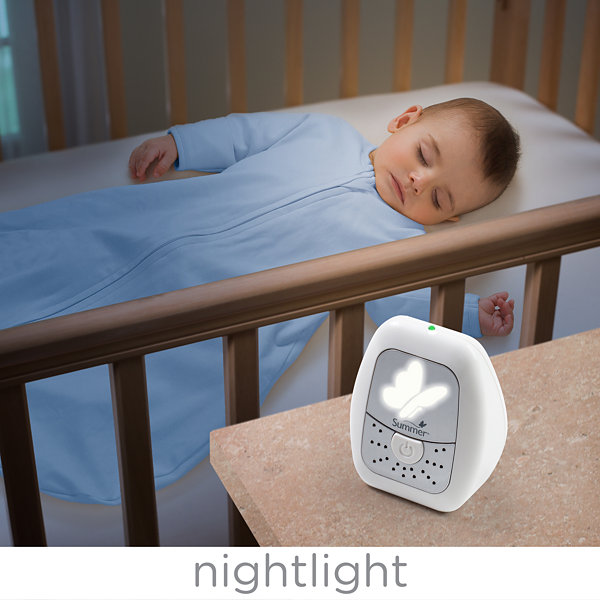 Summer Infant® Baby Wave™ Deluxe Digital Audio Monitor