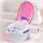 Summer Infant® Step-By-Step® Potty - Pink