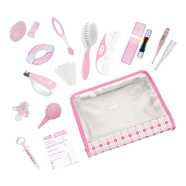 Summer Infant® Complete Nursery Care Kit - Pink