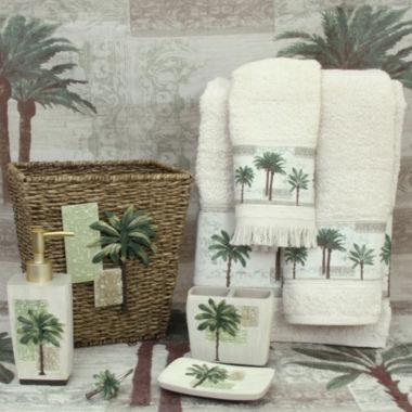 jcpenney.com | Bacova Citrus Palm Bath Collection