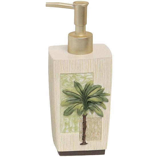 Bacova Citrus Palm Soap Dispenser