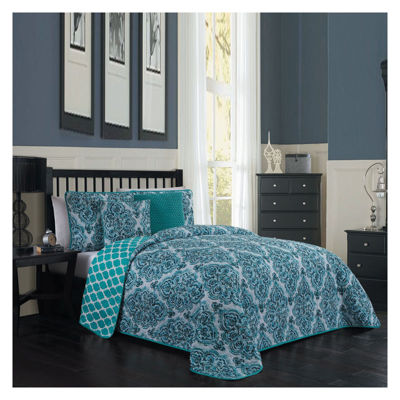 Avondale Manor Teagan 3-pc. Quilt Set