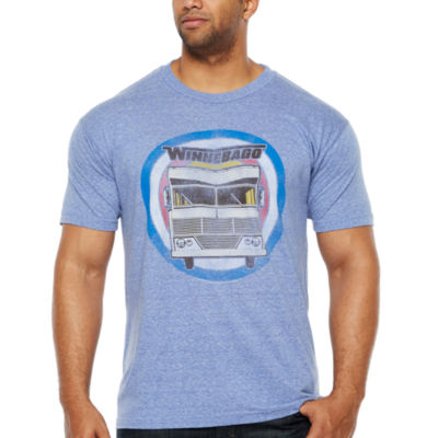 Winnebago Short Sleeve Graphic T-Shirt-Big and Tall