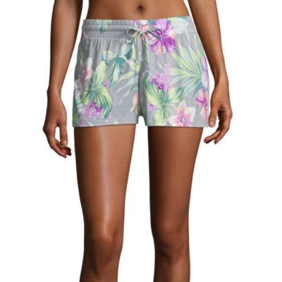 Ambrielle Mix And Match Pajama Shorts