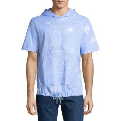 Ecko Unltd Short Sleeve Jersey Hoodie