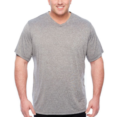 The Foundry Big & Tall Supply Co. Short Sleeve V Neck T-Shirt-Big and Tall