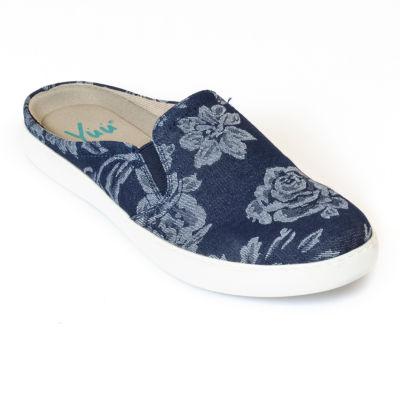 Yuu Doshie Womens Slip-On Shoes