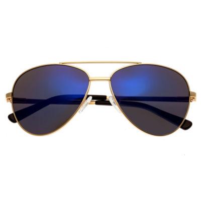 Bertha Full Frame Aviator Sunglasses-Womens