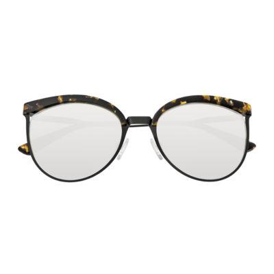 Bertha Full Frame Round Sunglasses-Womens