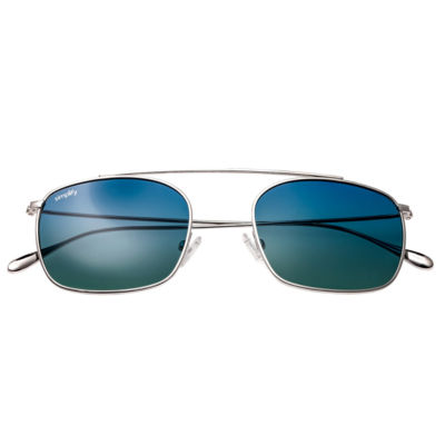 Simplify Sunglasses Full Frame Square Sunglasses-Womens