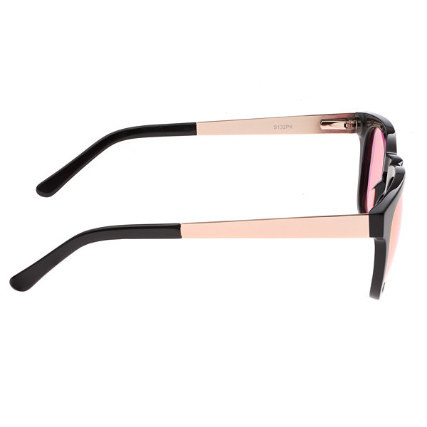 Sixty-One Full Frame Square Sunglasses-Womens