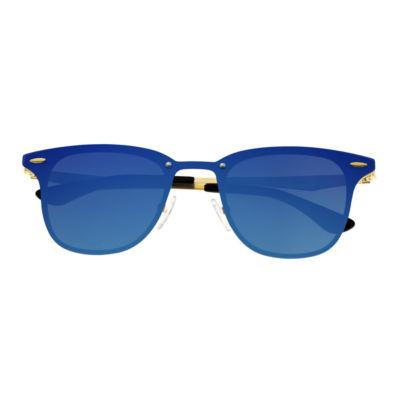 Sixty-One Rimless Cat Eye Sunglasses-Womens