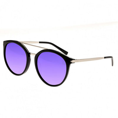 Sixty-One Full Frame Cat Eye Sunglasses-Womens