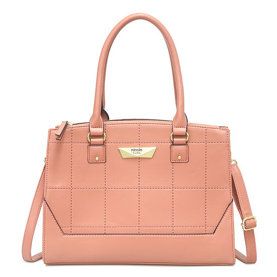 Nicole By Nicole Miller Luna Tote Bag