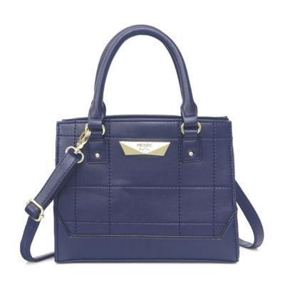 Nicole By Nicole Miller Luna Crossbody Bag