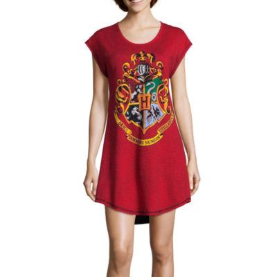 Licensed Knit Heathered Dorm Nightshirt