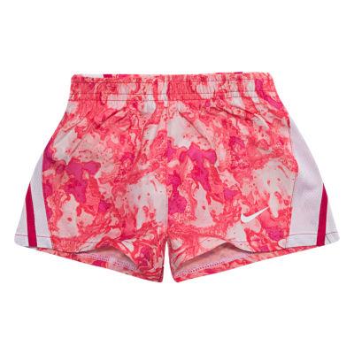 Nike Pull-On Shorts Preschool Girls