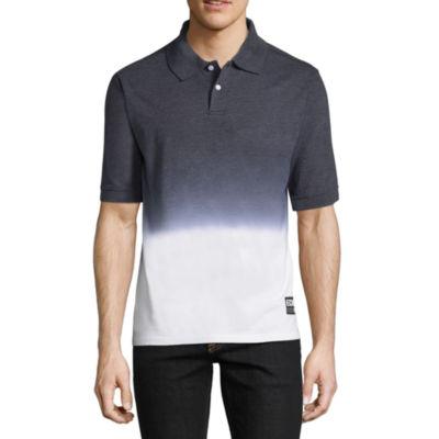 Ecko Unltd Easy Care Short Sleeve Jersey Polo Shirt