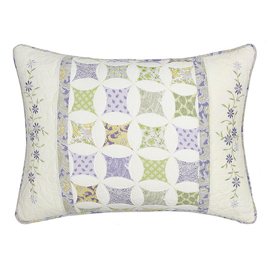 Nostalgia Home Cathedral Window Pillow Sham