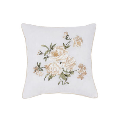 Nostalgia Home Juliette 16x16 Square Throw Pillow