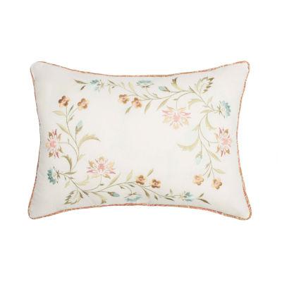 Nostalgia Medford 14x20 Rectangular Throw Pillow