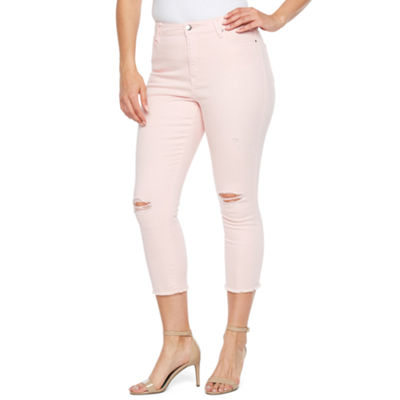 Bold Elements Booty Lift Skinny Jeans
