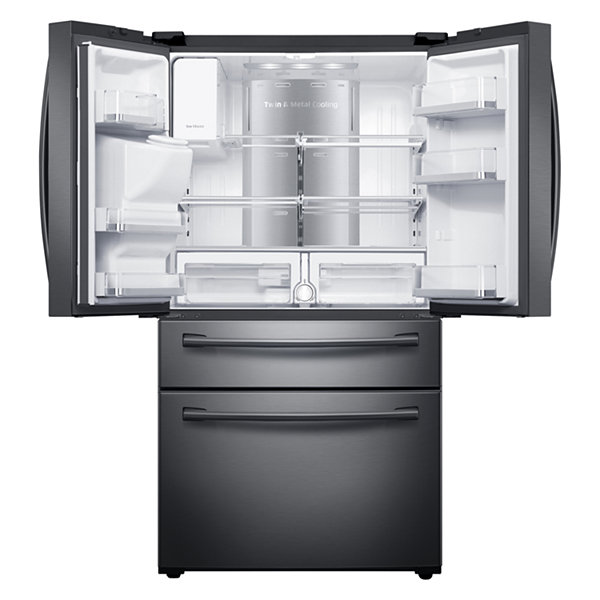 Samsung 28 cu. ft. 4-Door Refrigerator with FlexZone™ Drawer and Family Hub™