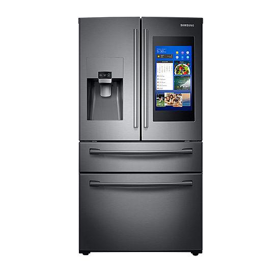 Samsung Rf22npedbsraa Energy Star 22 Cu Ft Counter Depth 4 Door