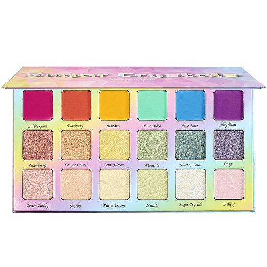 Violet Voss Sugar Crystals Eyeshadow Palette