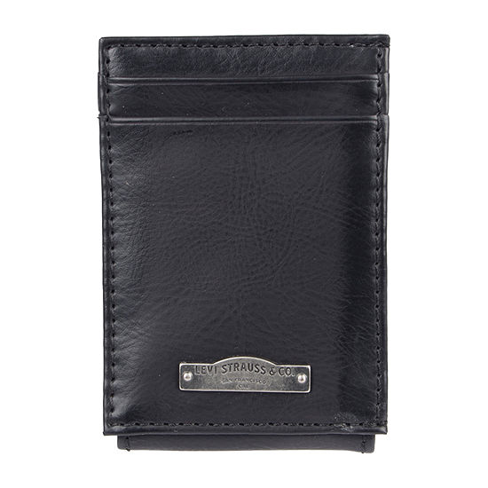 Levis Rfid Magnetic Front Pocket Wallet