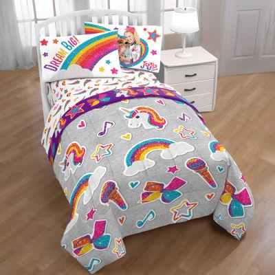 Jojo Siwa Jojo Siwa Midweight Reversible Comforter