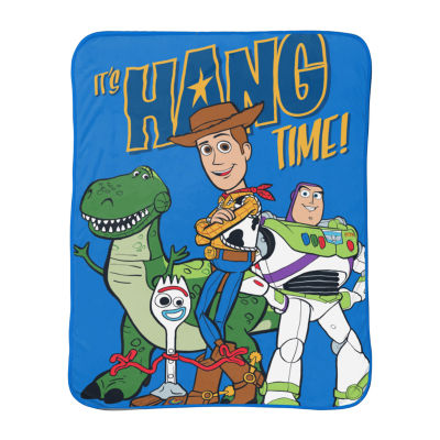 Disney Toy Story 4 Fleece Blanket