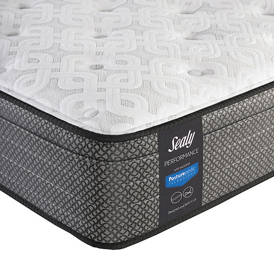 Sealy® Posturepedic Davlin Ltd Cushion Firm Euro Top - Mattress Only