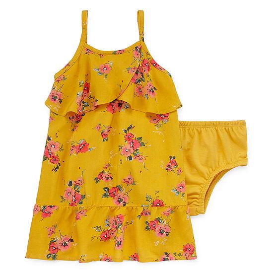Peyton Parker Sleeveless Maxi Dress Baby Girls